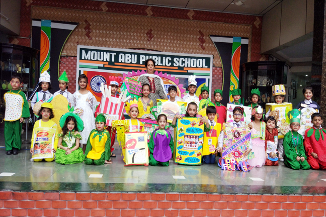 STATE LEVEL | Mount Abu Public School